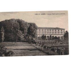 Cartolina Città di Castello Palazzo Vitelli