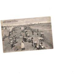 Cartolina Rimini Spiaggia e Piattaforma