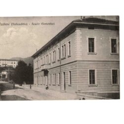 Cartolina Vestone (Vallesabbia) Scuole elementari