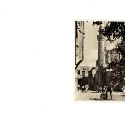 CARTOLINA EGEO OCCUPAZIONE ITALIANA I G.M. RODI – MOSCHEA D'ENDERUM O CANTURI