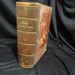 Trattato d'igiene (atavismo e mesologia) Dott. Eugenio Fazio – Seconda edizione – Napoli 1887