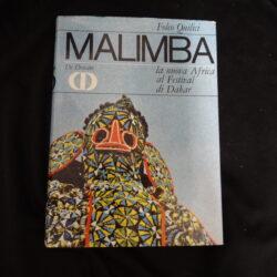 Folco Quilici Malimba la nuova Africa al Festival di Dakar – De Donato 1967