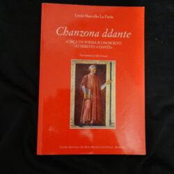 Chanzona Ddante Louis Marcelo La Favia – Centro Dantesco dei Frati Minori Conventuali Ravenna 2012