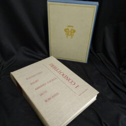 I condottieri D'Annunzio Balbo Amedeo d'Aosta Muti Borghese – CEN 1964