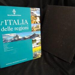 L'Italia delle regioni – Valle D'Aosta, Piemonte, Lombardia, Trentino-Alto Adige, Veneto, Friuli-Venezia Giulia – De Agostini 2002