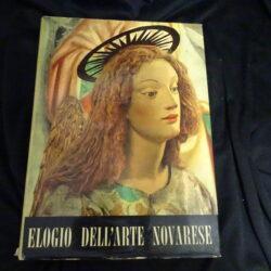 Eleogio dell'arte Novarese – De Agostini 1962 Novara