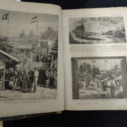 Giornale popolare di viaggi – Annate1873 e 1874