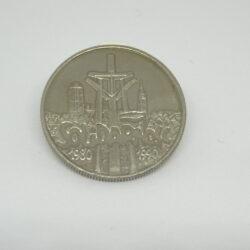 Polonia Zlotych 10000 Solidarity 1990