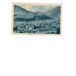 CARTOLINA BORMIO (1225 M.) – DA S. PIETRO