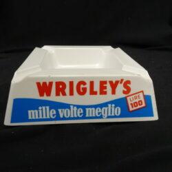 Posacenere Wrigley's gomme da masticare – 1970 ca