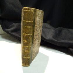 Cantiche e poesie varie Vincenzo Monti – Prato Ranieri Guasti 1831