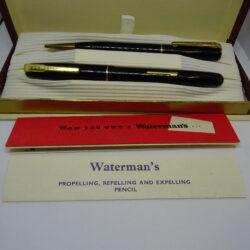 Watermans penna stilo e portamine