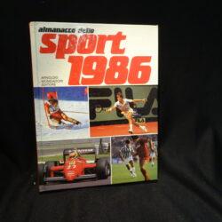 Almanacco dello Sport 1986 – Mondadori