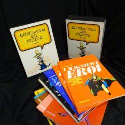 Enciclopedia dei Fumetti – Sansoni Editore 1970 – 10 Vol.