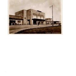 CARTOLINA VIAREGGIO – NUOVA STAZIONE