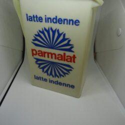 Parmalat latte indenne pubblicitario anni '80