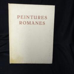 Peintures Romanes des eglises de France – Cent trente photographies de Pierre Devinoy – 1938 Paul Hartmann Editeur