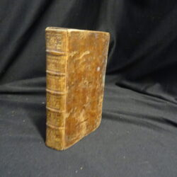 Les aventures de telemaque fils d'Ulisse – Francois de Salignac – Nouvelle Edition – Tome second – A Leyde 1778