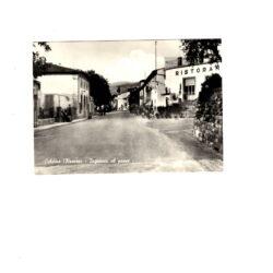 CARTOLINA CALDINE (FIRENZE) – INGRESSO AL PAESE