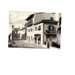 CARTOLINA CALDINE (FIRENZE) – VIA FAENTINA