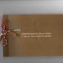Libro francobolli 1980 Carte valori postali emesse dall'amministrazione postale italiana nel 1980 – Nuovi MNH