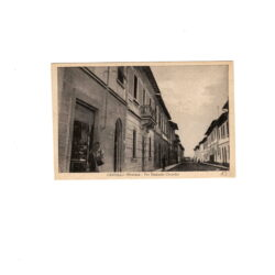CARTOLINA CASTELLO (FIRENZE) – VIA UMBERTO CROCETTA