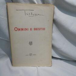 Trilussa Ommini e bestie Roma 1914