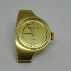 Dior orologio – Bulova- Dior Bulova – Orologio donna – vintage