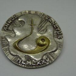 Medaglia commemorativa Anno Santo 1975 – Gensini