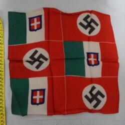 Lotto fazzoletti vintage seta Fazzoletto tricolore fazzoletto ventennio