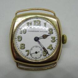 Orologio da polso Corgemont watch vintage – orologio in oro