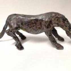 Rosito – Cavallo in argento punzonato argento 800 millesimi – scultura Rosito