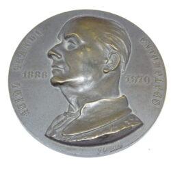 Guido Grandi medaglia entomologo –  Medaglia dell'Istituto di Entomologia dell'Università di Bologna In memoria del suo fondatore 1972